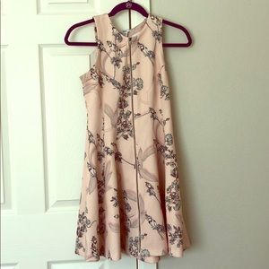 Bar III cute floral dress